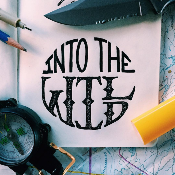 Wanderlust and typography with Adam Vicarel