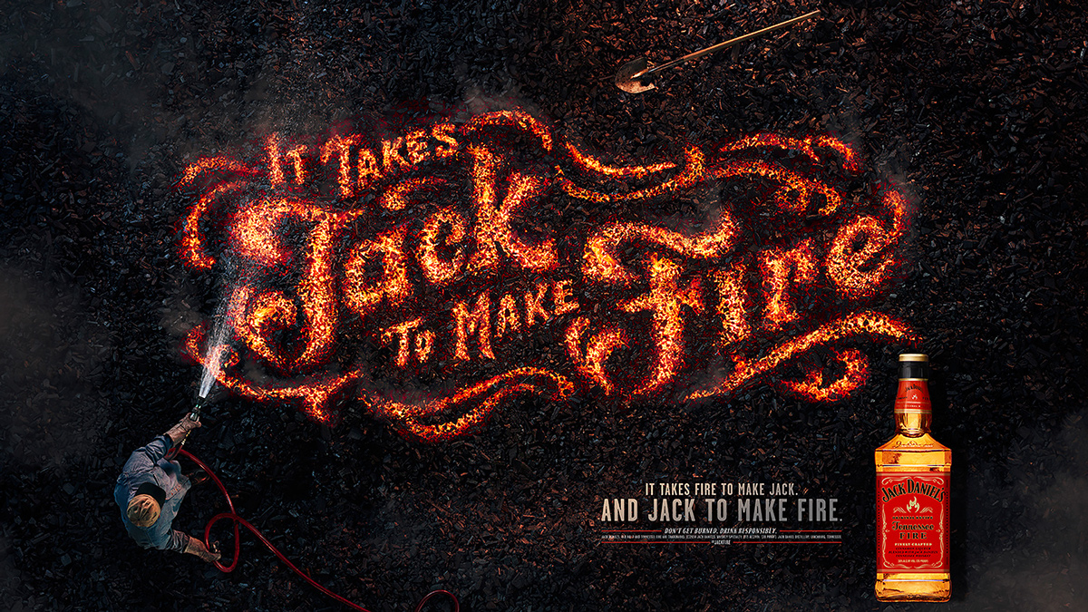 Typography of the day by Joel Felix
