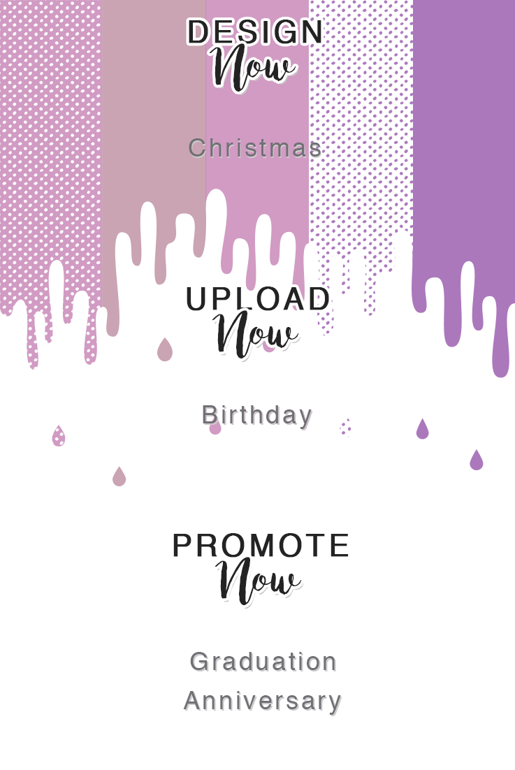 Design-Upload-Promote asset